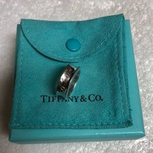 Tiffany & Co. Silver Ring